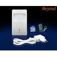 House Wireless Remote DVR Motion Sensor Alarms With Microcomputer Intelligent Control