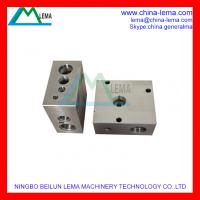 China Steel Precision Section CNC Machining Maker on sale