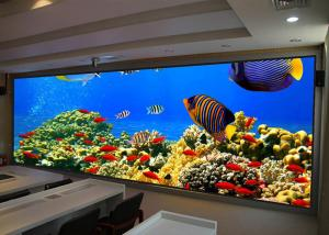 China P3 Indoor Fixed LED Screen SMD Commercial Advertising 1/16 Scan Indoor LED Display on sale