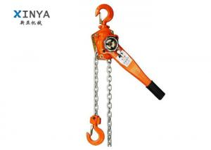 China Basic Construction Tools 2 Ton Vital Manual Lever Chain Hoist Block Pulley on sale