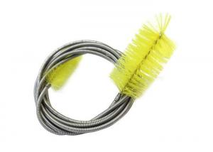 China Yellow Color Flexible CPAP Cleaning Brush Filter Tube Pipe Hose Brush on sale