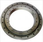 50Mn Boat Single Row Cross Roller Slewing Bearing Inner Gear /No gear /external gear Slewing bearing
