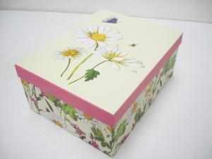 China 香水、紫外線コーティングのための装飾的な段ボール ギフトの包装箱 on sale