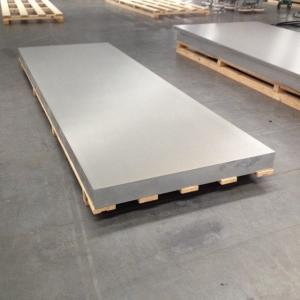 China 2014 Grade Aircraft Aluminum Plate High Brightness 240Mpa Yield Strength on sale