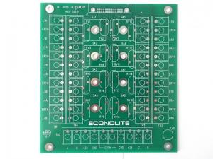 China FR4 Glass Epoxy Prototype Circuit Board , 1 - 18 Layers PCB Assembly Services on sale