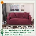 Yishen-Household low price NO MOQ cover for sofa 3 seater sofa cover sofa slipcover sofa cushion cover