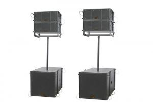 China Dual 8 Inch Concert Sound Equipment on sale