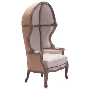 China french canopy chair vintage antique canopy chair egg chairs half dome chair on sale
