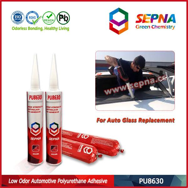 polyurethane adhesive sealant for auto glass replacement - adhesive sealant
