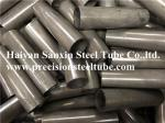 Auto Parts Hydraulic Steel Pipe , Round Steel Cylinder Pipe Smooth Surface