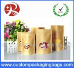 Food Package Stand Up Pouches Laminated / Heat Seal food bags