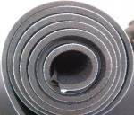 Closed cell rubber foam single side adhesive material neoprene sheet