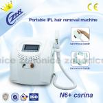 2 - 15 Pulse Ipl Beauty Machine For Skin Rejuvenation With Filter Handle