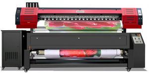 China impressora de sublimação de tintura de 1800mm, impressora da foto da sublimação da tintura de 1440 DPI on sale