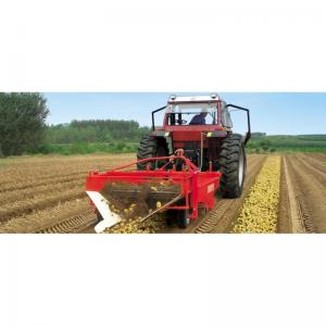 Farm Potato Digger Single Row Potato Harvester Onion Harevster With