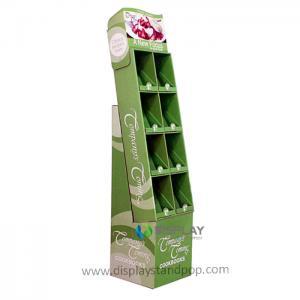 China Power Wing Food Displays, Cardboard Food Displays with CMYK 4C Printing on sale