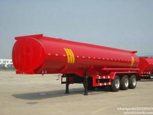 China stainless steel tanks water transport  water tanker 35000L trailer  trailer tri- axle WhatsApp:8615271357675 on sale