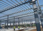 Steel Structure Framed Commercial Office Building, Structural Steel Truss Prefab Construction Workshop with Drawing