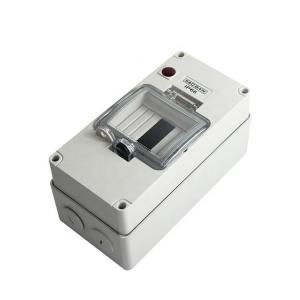 China Waterproof RCB IP65 Circuit Breaker Switch Box on sale