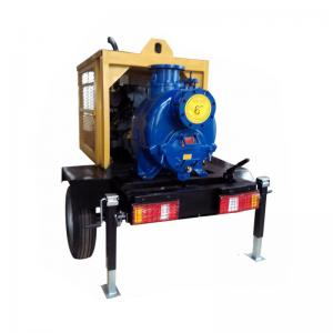 China T series 3 inch electric motor driven self suction sewage pump, suction stroke 7.6 m Electric self-priming pump on sale