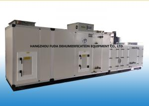 China Automatic Industrial Desiccant Dehumidifier , Super Low Air Humidity Control on sale