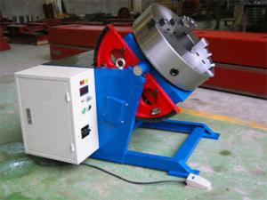 China welding positioner   turning table  including the welding chuck on sale