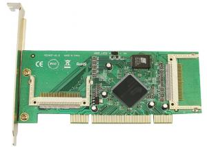 China 4 CF Channels PCI Card on sale