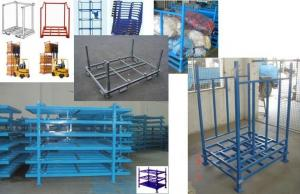 China logistic stacking rack on sale