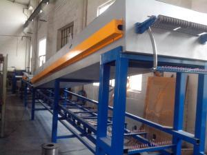 China Energy Saving Tubular Annealing Machine For 0.1mm-0.32mm Single Bare Copper Wire on sale