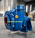 Single Casing High Chromium HRC58 1400r/Min Sand And Gravel Pump
