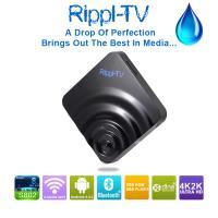 Android Full HD TV Box 100% Original Rippl-TV Android 4.4 Android TV Box Internet TV Set Top box