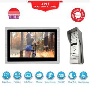 China Super clear night vision1080P FHD Video Door door bell/door phone camera/video intercom on sale