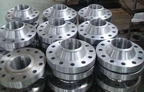 China ASME B16.5 Material A182 Gr.  F1 welded neck steel pipe flange on sale