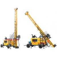HYDX-5C Portable full hydraulic Diamond Core Drilling Rig NQ 1300m