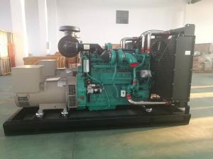 Quality 25kVA -1650kVA Open Type Diesel Generator Cummins Generator Set for sale