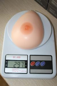 China sexy silicone bra inserts silicone breast enhancer S-1109 on sale