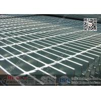 China Galvanised Steel Bar Grating | 40X5mm Bearing Bar | 40X100mm mesh hole on sale