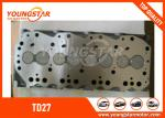 Engine cylinder head For Airman PDS175S air compressor  Nissan 2A-TD27 engine, s/n: TD27-864486