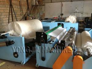 China Taifeng high quality and efficient semi automatic and automatic toilet paper machine on sale