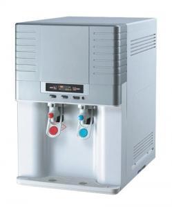 China Reverse Osmosis Tabletop Water Cooler Dispenser , 5 Gallon Water Bottle Dispenser on sale