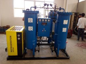 China Industrial 20 M3 / H Purity 99.99% Psa Nitrogen Generation System 1 Year Warranty on sale