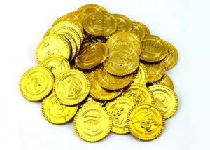 China 30mm Board Game Accessories Golden Silver Copper Metal Coins Tokens Chips Available on sale
