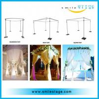cheap low price square pipe and drape tent for event beach wedding