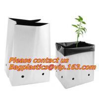 Horticulture, Grow Bags, Hydroponics, Soil, Garden, Planter, Nursery, Pots Bag, planters