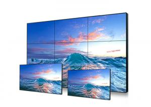 China 55 Inch 3.5mm Narrow Bezel LCD Video Wall Screen 1920 * 1080 High Resolution on sale