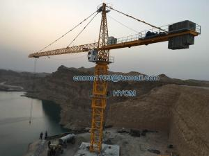 China H3 36 Tower Crane Schneider Electric System Mounted Undercarriage on sale