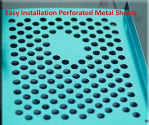 China different patterns metal sheet/perforated metal mesh on sale
