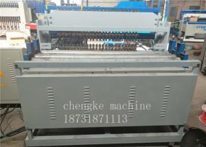 China Galvanized Wire Black Wire Mesh Spot Welding Machine , Fence Mesh Welding Machine on sale
