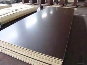 China film faced bamboo plywood for formwork on sale