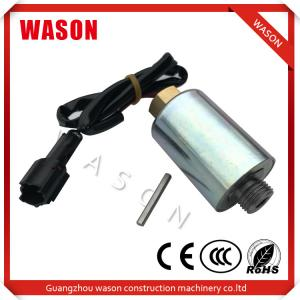 China SOLENOID Valve LL00068 LL-00068 FOR Sumitomo SH200A3 In High Quality on sale